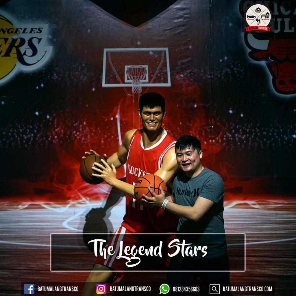 the legend star