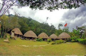 Destinasi wisata di papua