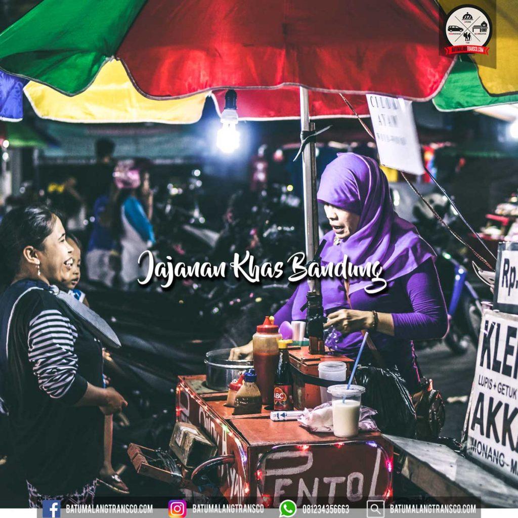 Jajanan Khas Bandung