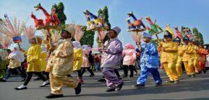 Kebudayaan unik di Indonesia