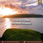 Akomodasi di Lombok yang Unik dan Instagramable